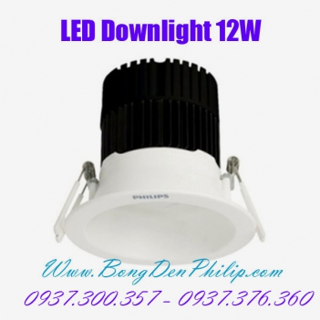 Đèn downlight philips led